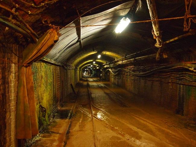 世界遺産ランメルスベルク鉱山の坑道ツアー