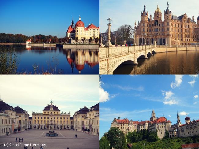 古城大国ドイツの美しい城10選