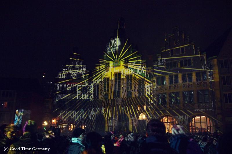 フランクフルトで開催された光の祭典「ルミナーレ」体験レポート