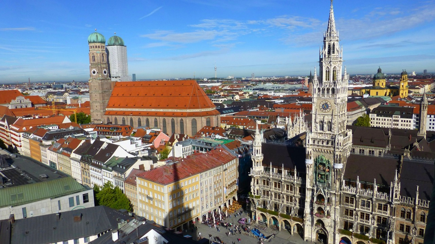 ミュンヘン 基本情報と主要観光スポット
