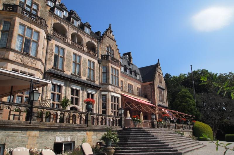 【フランクフルト近郊】古城ホテル「シュロスホテル・クロンベルク」滞在レポート