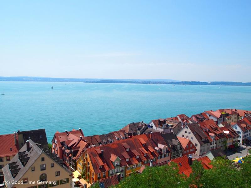 ドイツ人に大人気のリゾート地 ボーデン湖の見どころ5選