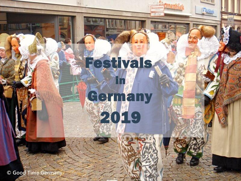 【2019年版】ドイツで開催されるお祭り・イベントまとめ