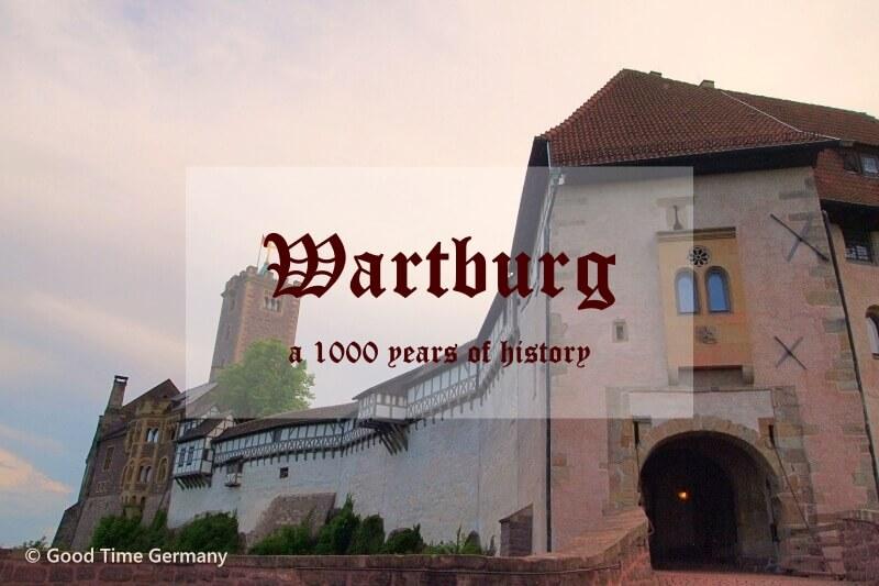 【世界遺産】中世の雰囲気が色濃く残るヴァルトブルク城