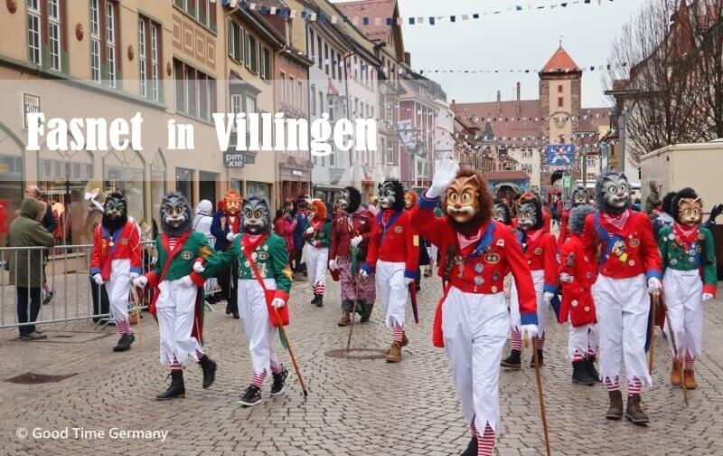 ドイツ、黒い森の町フィリンゲンで楽しむ「猫のカーニバル」