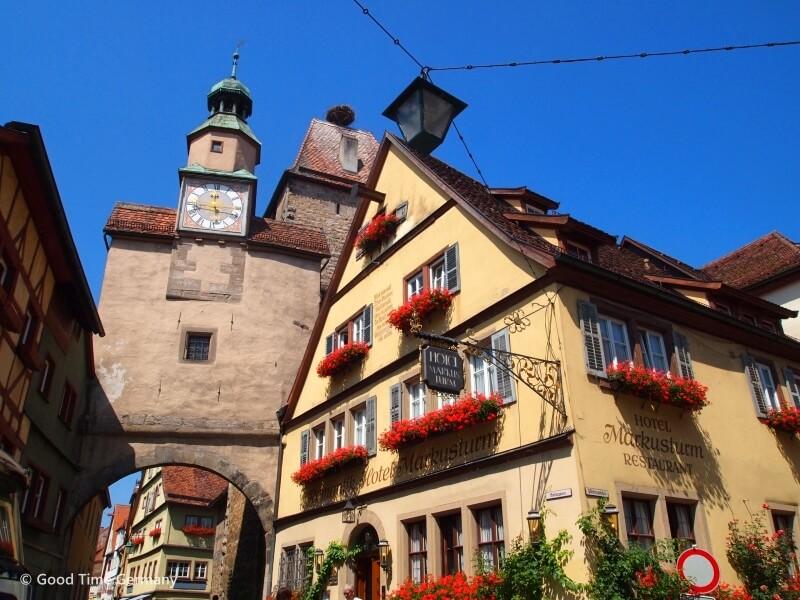 夏のドイツ旅行 服装や注意点、紫外線対策、便利な持ち物