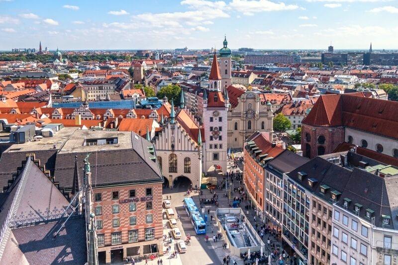 ドイツ旅行前に知っておくべき基本情報【治安、服装、チップなど】
