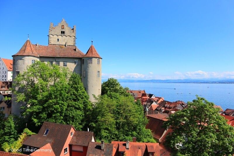 古城や可愛い街並み 小さな町に魅力がぎゅと詰まったメーアスブルク