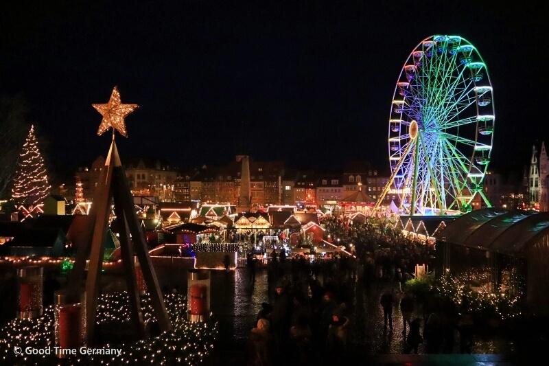 【2019年】ドイツのクリスマスマーケット開催日程まとめ