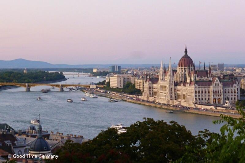 ブダペスト 週末観光で訪れたスポット【前編】