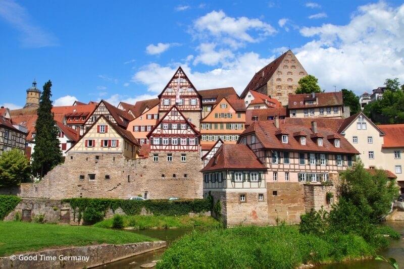ドイツ古城街道で訪れたい歴史情緒あふれる町10選