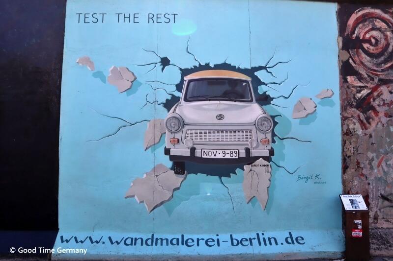 ベルリンで訪れたい東ドイツ・ベルリンの壁関連スポット7選