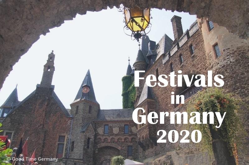 【2020年版】ドイツで開催されるお祭り・イベントまとめ