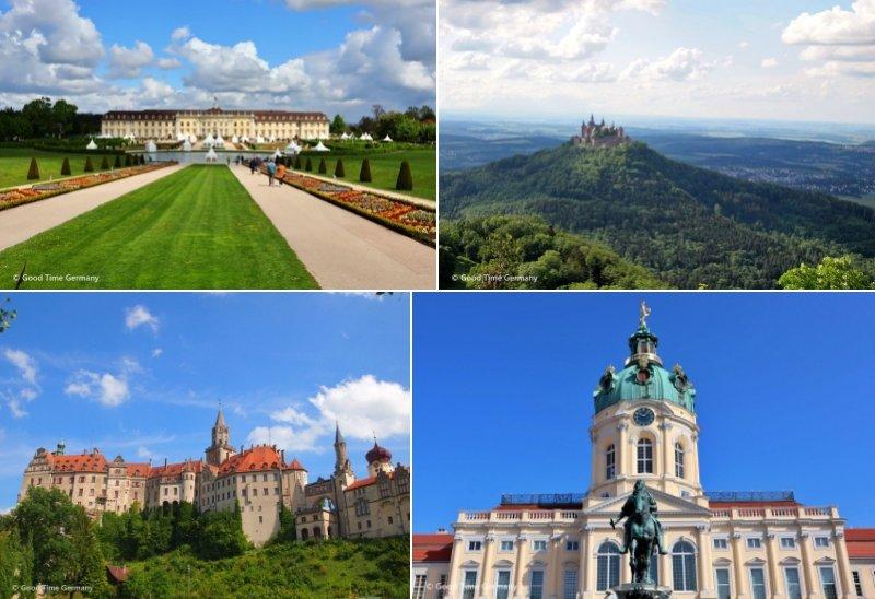 【2020年版】ドイツで訪れたい美しい城10選