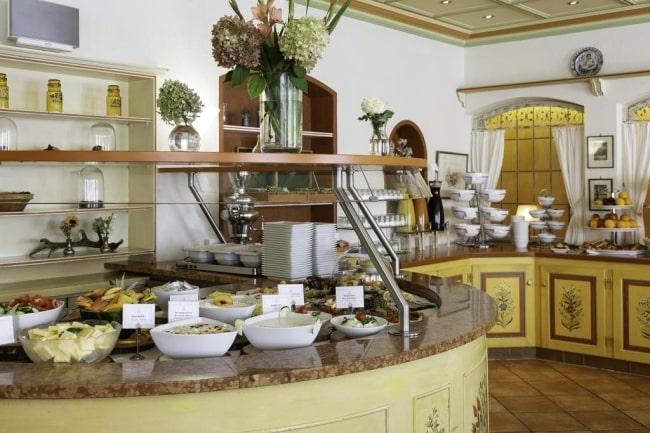 ホテル ヒルシュ 朝食