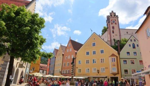 ロマンチック街道の終点 フュッセンで訪れたい観光スポット5つ
