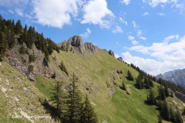 テーゲルベルク 山頂
