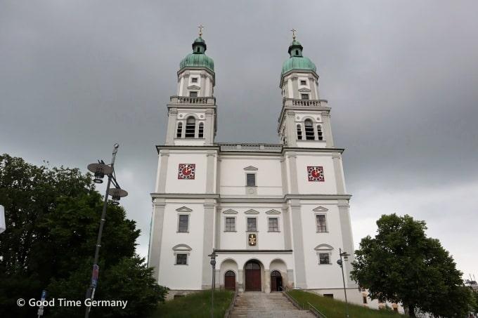 ケンプテン 大聖堂