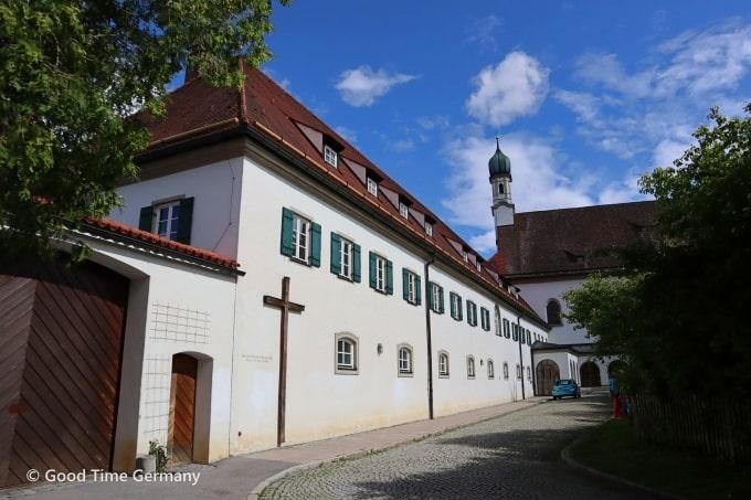 フュッセン フランシスコ会修道院