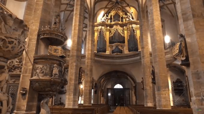 フライベルク 大聖堂