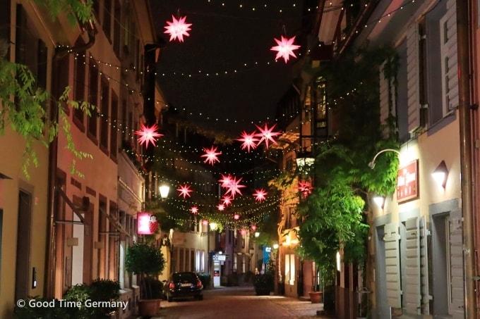 クリスマスマーケット フライブルク