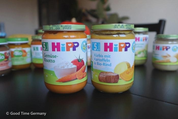 Hipp 離乳食