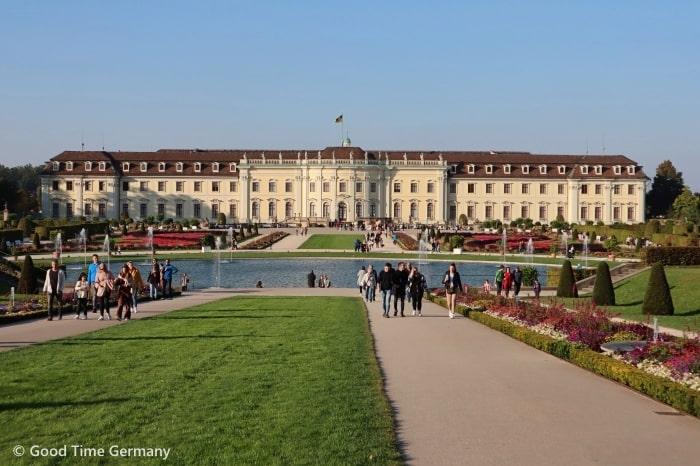 ルートヴィヒスブルク城